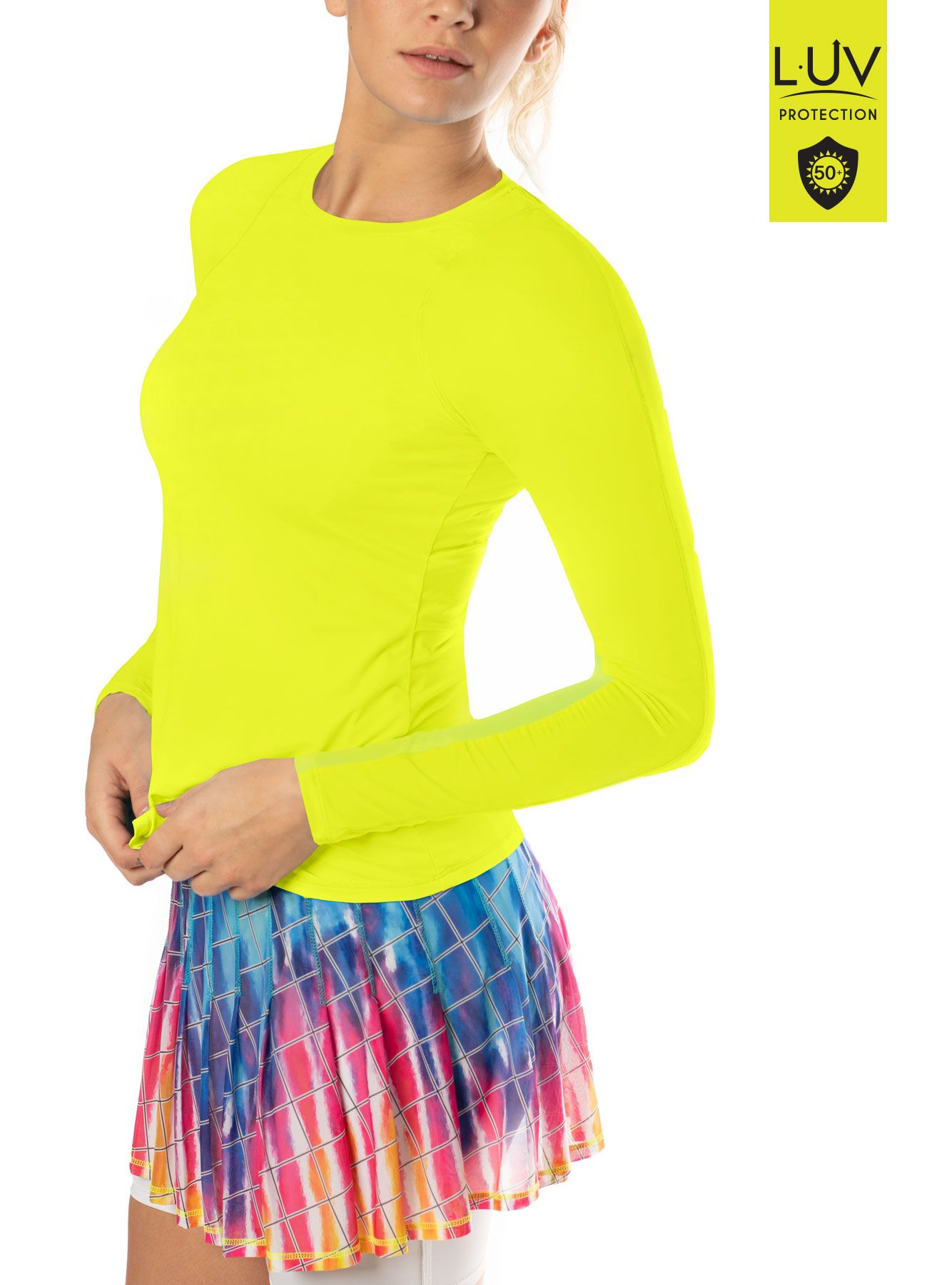 LUV Protection Breeze Long-Sleeve Crew