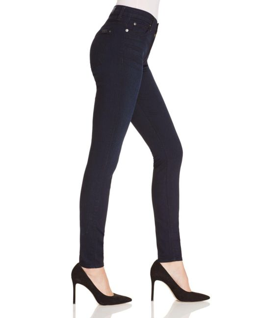 seven-for-all-mankind-Blbkrvrtms-Bair-High-Waisted-Skinny-Jeans-In-Navy