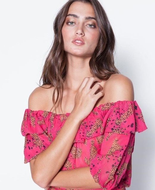 Karina Grimaldi April Top