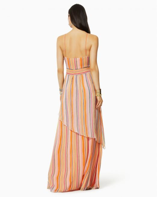 Ramy Brook Printed Corey Dress