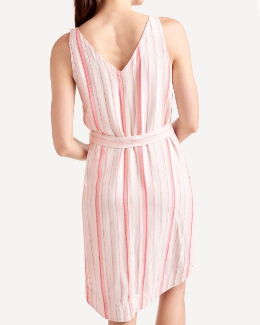 Splendid Sunshade Stripe Dress Back