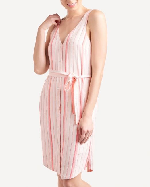 Splendid Sunshade Stripe Dress front