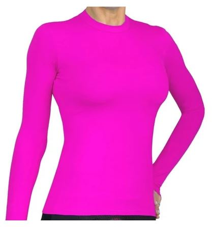 Lacoa UPF Long Sleeve Cherry Pink