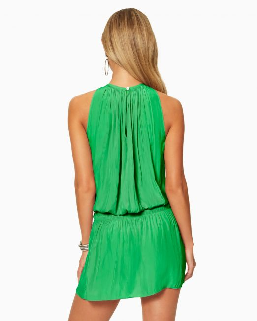 Ramy Brook Paris Slvls Dress Palm Back