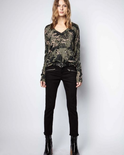 Zadig and Voltaire Brume Cp Print 1