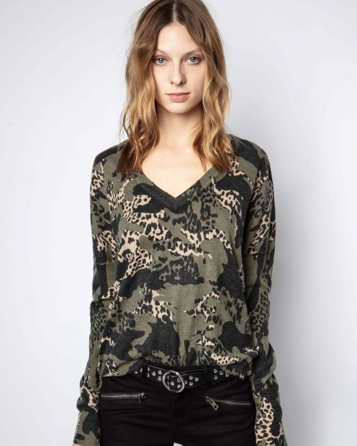Zadig and Voltaire Brume Cp Print