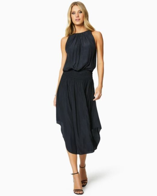 Audrey Dress- Black