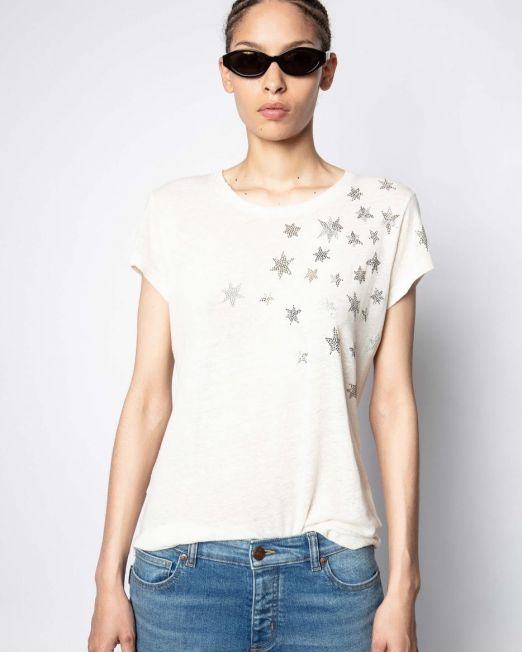 Zadig and Voltaire Skinny Stars