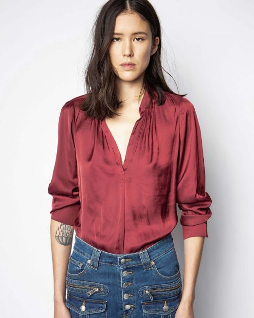 Zadig and Voltaire Tink red