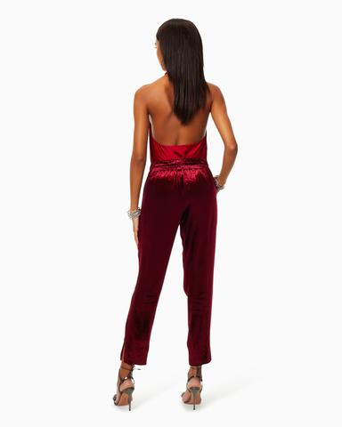 Ramy Brook Clarke Pant Red